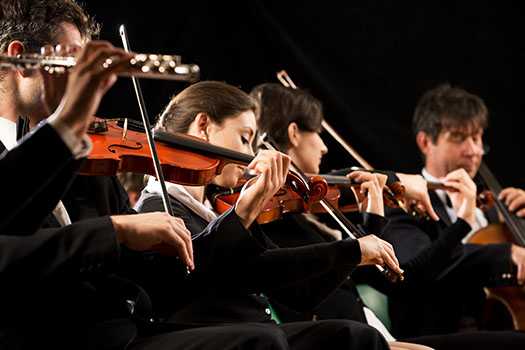 Listening to Classical Music for Sound Therapy