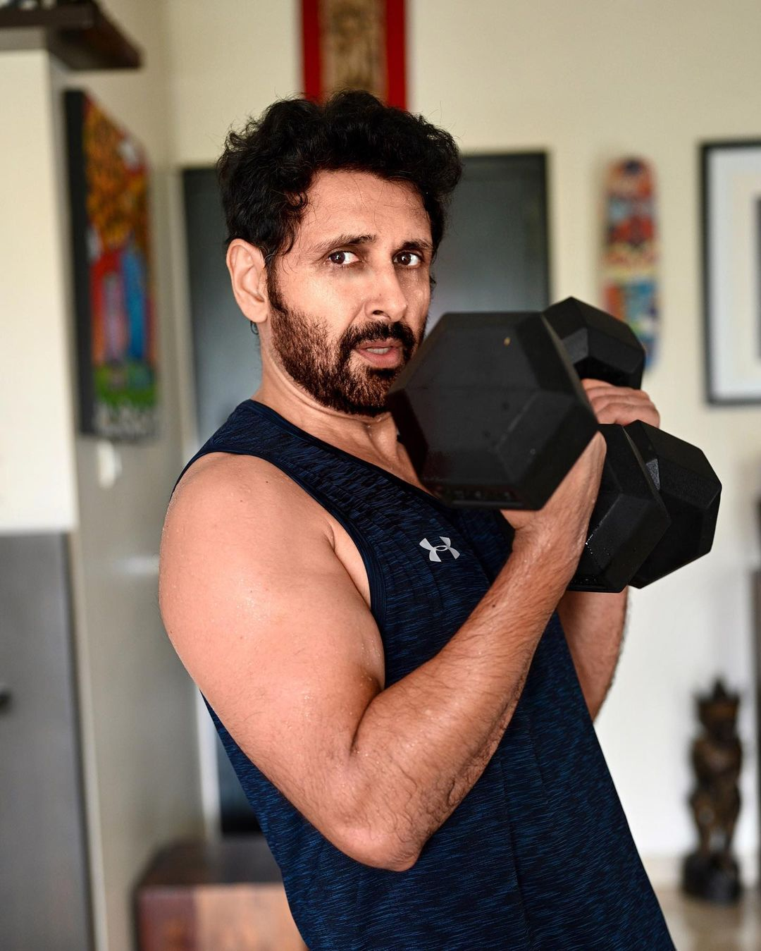 Weight Training with Parvin Dabas- The Fitness India Show