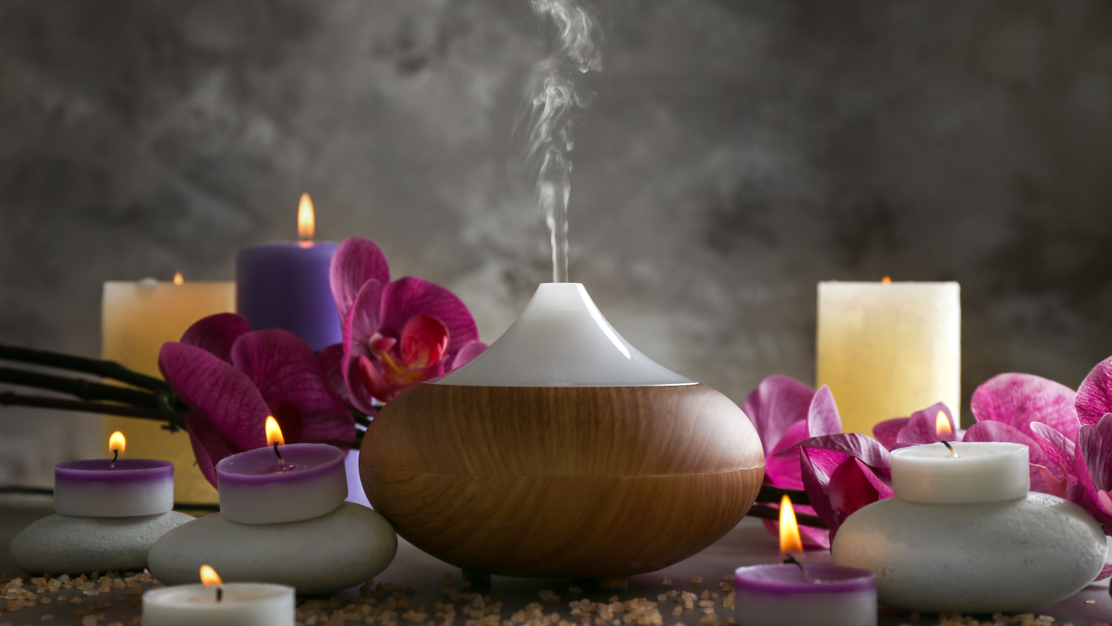 aromatherapy essential oils difuser