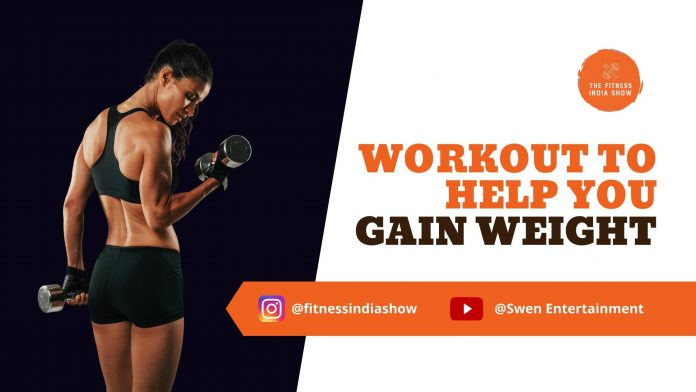 Gain Weight With Workout