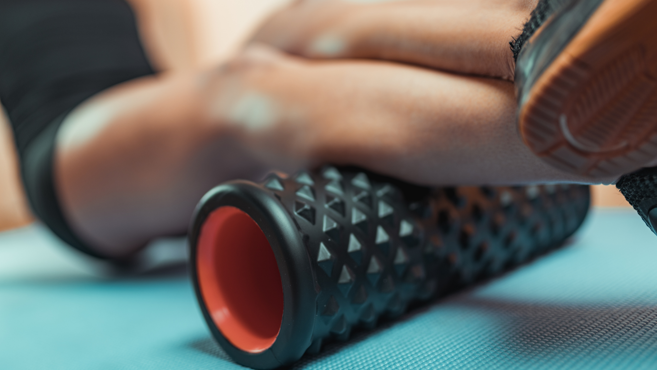5 Proven Ways To Reduce Muscle Soreness - Foam Roller