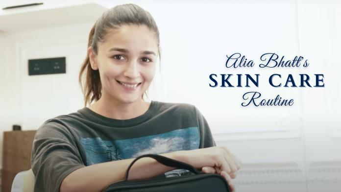Alia Bhatt Skin Care Routine