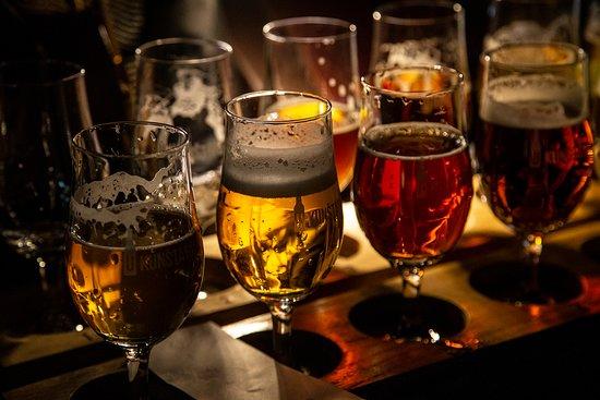 Benefits of having beer