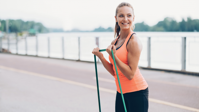 Best Resistance Band Workout For Abs