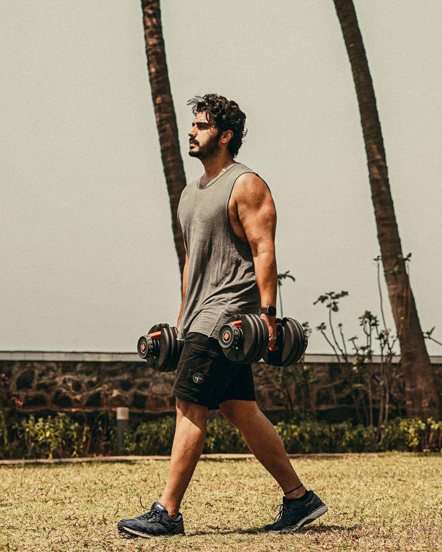 Arjun Kapoor decides a fitness venture