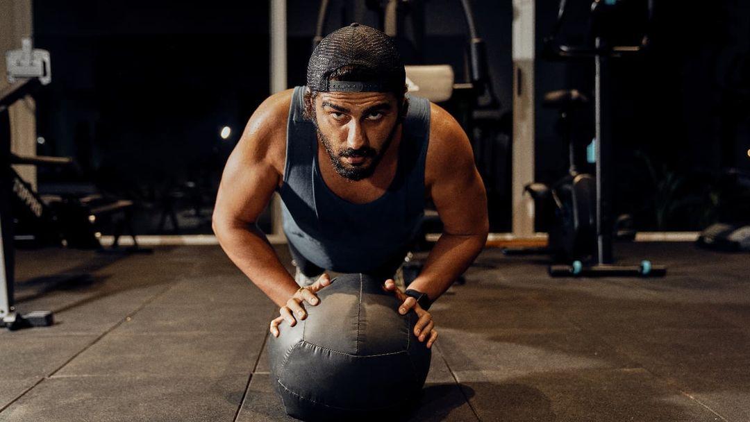 Arjun Kapoor Fitness Routine