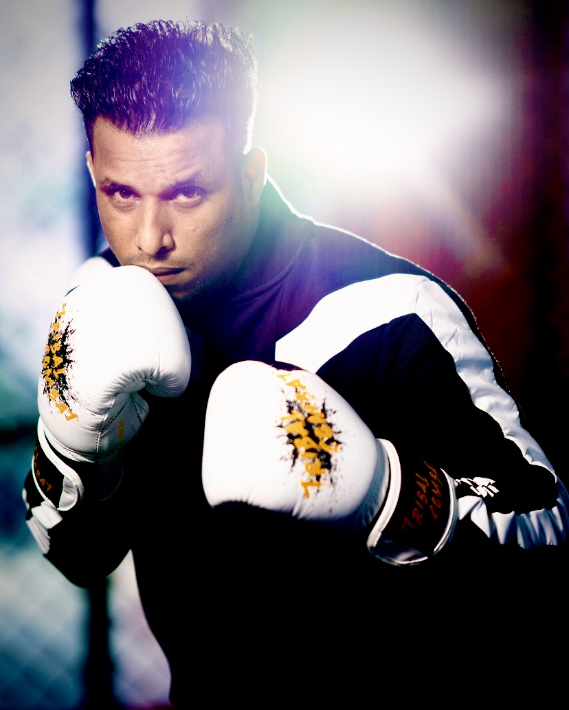 Bikash Barua - Top Male Fitness Influencer India
