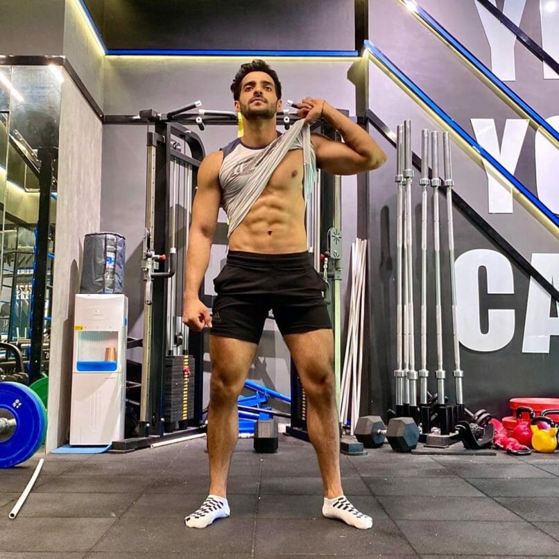 Puneet Rao - Top Male Fitness Influencer India