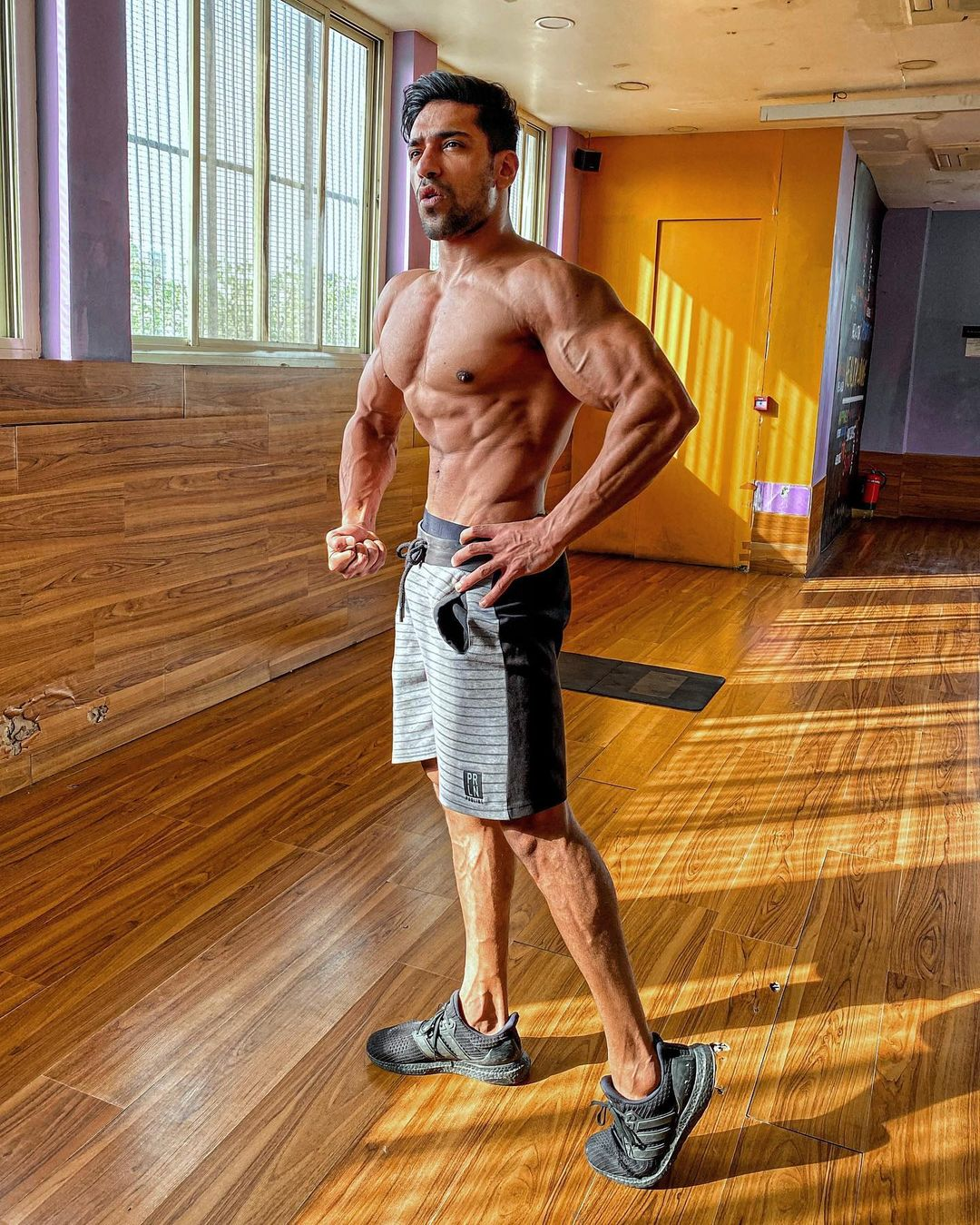 Rohit Khatri - Top Male Fitness Influencer India